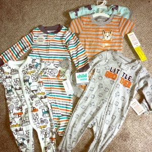 6-12 MONTH CARTERS BABY BOY LOT 💙